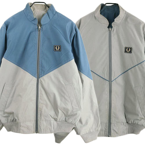 FRED PERRY ENGLAND 프레드페리 양면 바람막이 자켓 SIZE 100 루스, ROOS