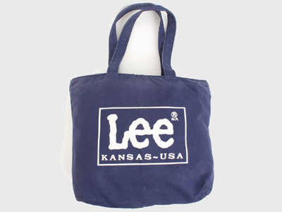 [중고]LEE CANVAS ECO BAG  리 루스, ROOS