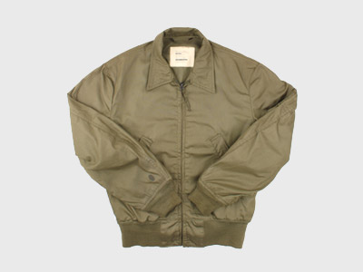 [중고] 80'S ORIGINAL AIR FORCE FLIGHT JACKET USA (97) 루스, ROOS