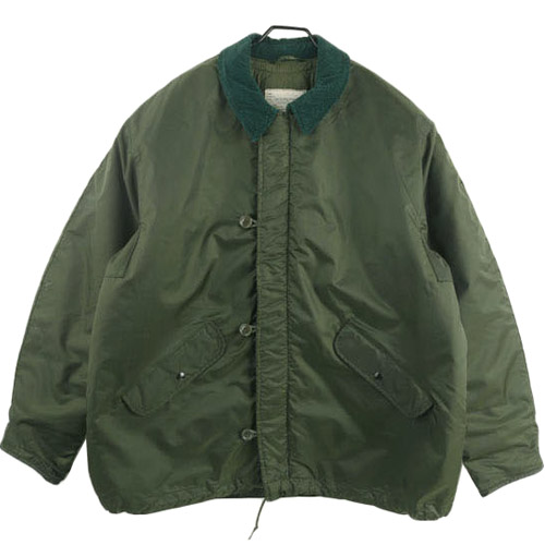 70'S ALPHA  USN EXTREME COLD WEATHER IMPERMEABLE  알파 미해군 방한 자켓 SIZE 105~110 루스, ROOS