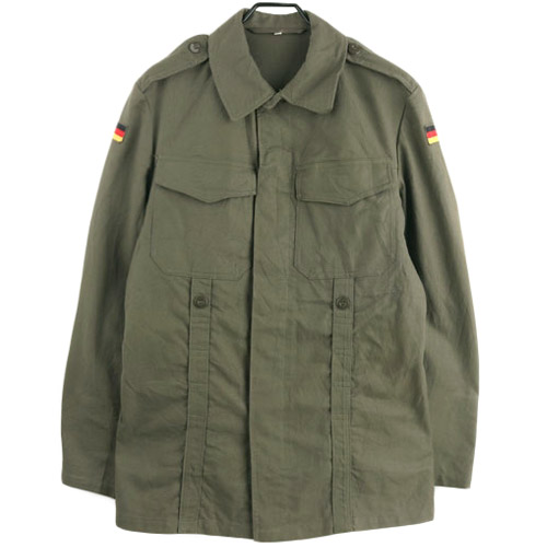 ORIGINAL GERMANY FIELD JACKET 독일군 필드자켓 SIZE 95 루스, ROOS