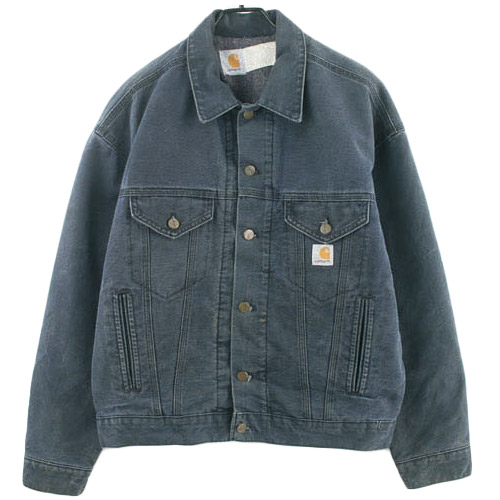 CARHARTT MADE IN USA  칼하트 트러커 자켓 SIZE 100 루스, ROOS