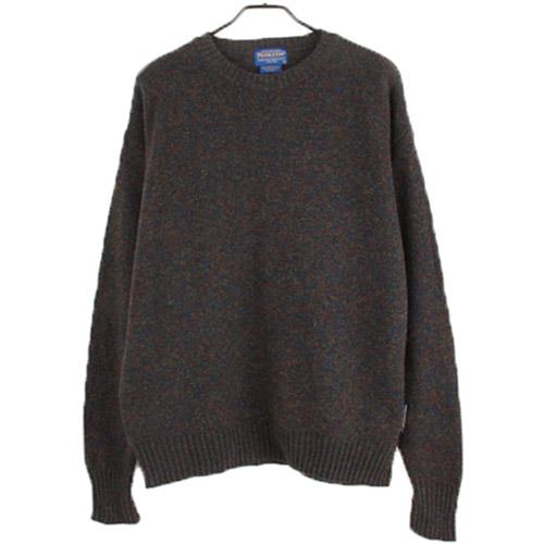 [중고] PENDLETON 펜들턴 100% 니트 헤비울 스웨터 (107) 루스, ROOS