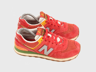 NEW BALANCE ML574FPO (240) 루스, ROOS