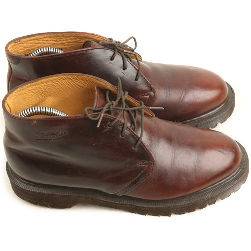DR MARTENS ENGLAND 닥터마틴 데저트 부츠 SIZE 235 루스, ROOS