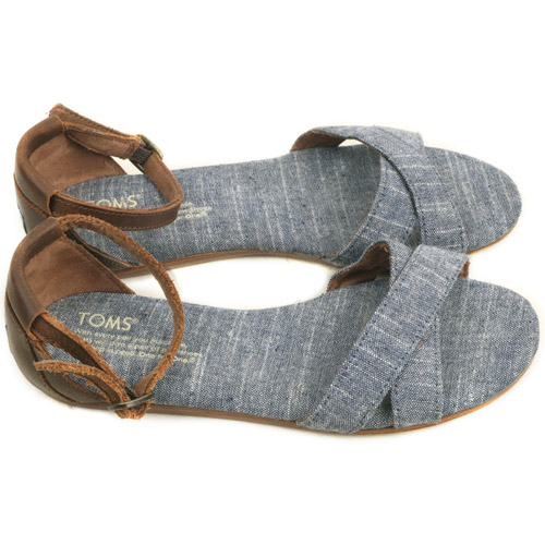 TOMS 탐스 샌들 SIZE 230 루스, ROOS